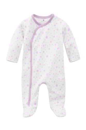 Bellybutton Kids Baby - Mädchen Strampler Bellybutton Kids Schlafstrampler mit Sternen, 10962-30040, Gr. 68, Rosa (stars rose)