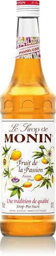 Monin Sirup Maracuja (Passionsfrucht), 0,7L, 1er Pack