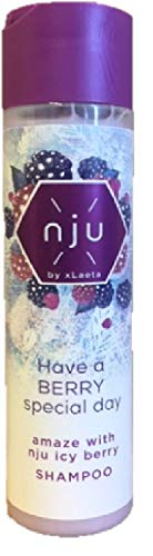 Nju by xLaeta Shampoo Berry 200 ml