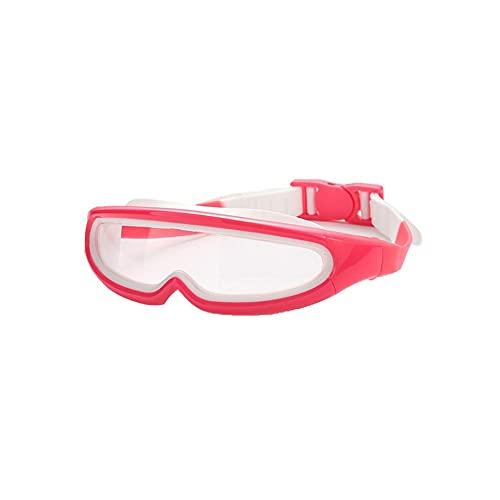 YUZHUKKKPYZ YJ - Gafas de natación para niños, de silicona, para deportes acuáticos, color rosa