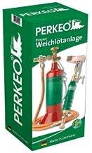 """Dachdecker Perkeo Propan-Hochdruckschlauch G3//8/""""LH 2,5 m Lötkolben Lötbrenner"""