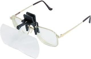 池田レンズ 双眼メガネルーペクリップタイプ2倍 HF40E