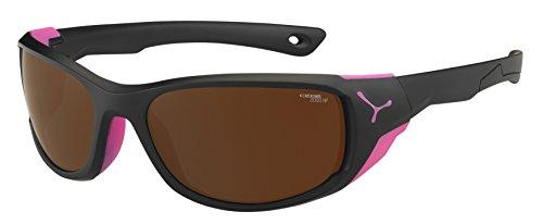 Cébé Jorasses Gafas, Unisex Adulto, Multicolor (Matt Black Pink), M