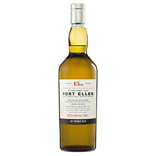 Port Ellen (silent) - 15th Release - 1983 32 year old Whisky