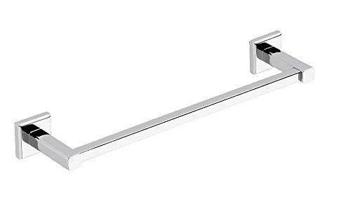 Gedy 6921-35, Toallero barra, 30 cm, cromo