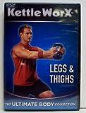 Kettleworx LEGS & THIGHS Workout Kettlebells DVD - region 0 worldwide