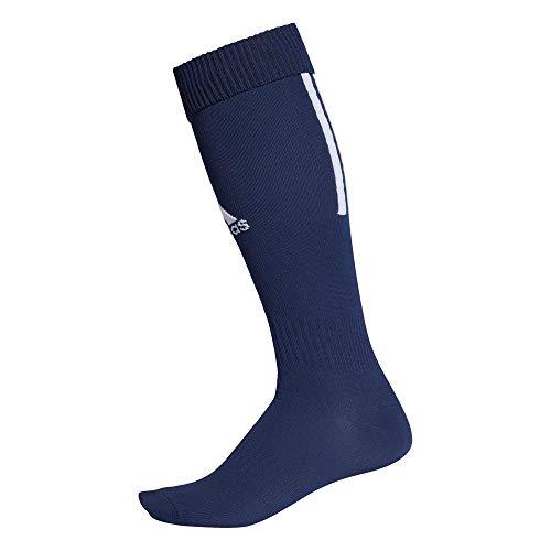 adidas Erwachsene Santos 18 Socken, Dark Blue/White, EU 43-45