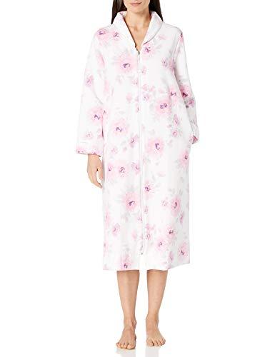 Carole Hochman Women's Long Robe, Watercol, S