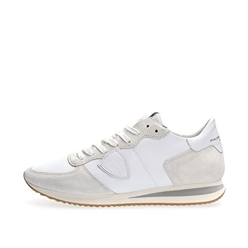PHILIPPE MODEL PARIS TZLU Tropez X Sneakers Homme White 45