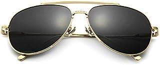 نظارات شمسية من فيثديا باطار ذهبي