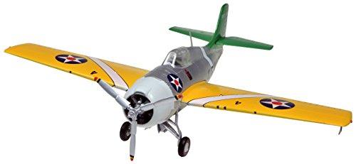 童友社 1/72 彩シリーズ No.4 アメリカ軍 F4F-3 ワイルドキャット 塗装済みプラモデル