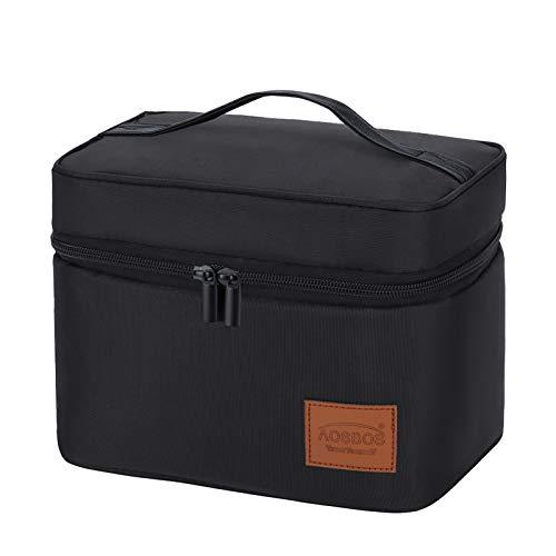 Aosbos - Lunch Bag semi rigide style citadin 7,5L