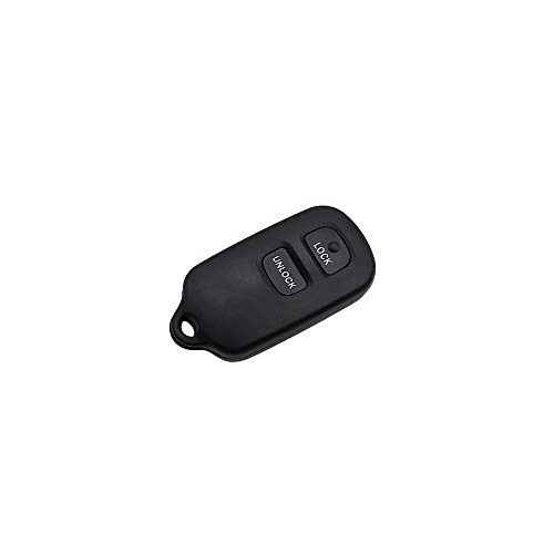 DRIVESTAR Keyless Entry Remote Car Key Replacement for Toyota Celica Echo FJ Cruiser Highlander RAV-4 TUNDRA Prius Replacement for HYQ12BBX