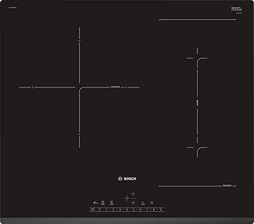 Bosch 6 Serie 6 PVJ631FB1E Induktionskochfeld 60 cm 17 Leistungsstufen 3 Kochzonen schwarz