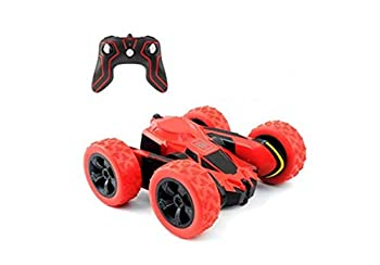 RC Cars Stunt Car Toy Amicool 4WD 2.4Ghz Remote Control Car Double Sided Rotating Vehicles 360° Flips Kids Toy Cars for Boys & Girls Birthday No Battery