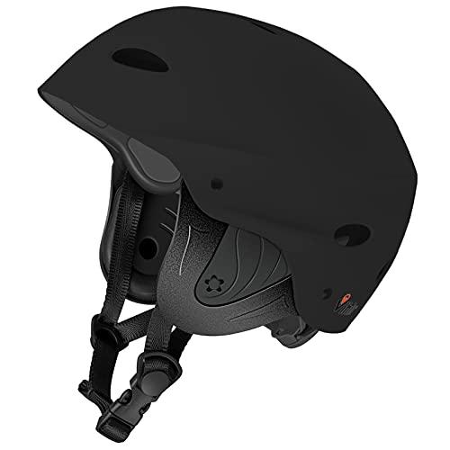 Adult Water Sports Helmet with Ears - Adjustable Multi Helmet Men Women for Bike Scooter Skateboard...