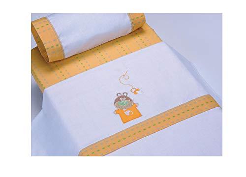 Duffi Baby - 1241-03 - Doudou - Ecureuil - 100% Coton