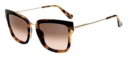 Etnia Barcelona Gafas de Sol FAMARA Blonde Havana/Brown Shaded 52/20/145 unisex