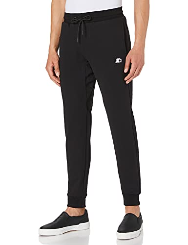 STARTER BLACK LABEL Herren Sporthose Starter Essential Sweatpants Trainingshose, L