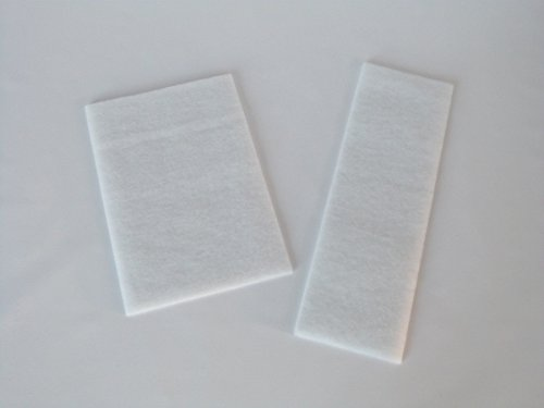 KWL Lot de 10 filtres G4 pour Brink Renovent Excellent 180