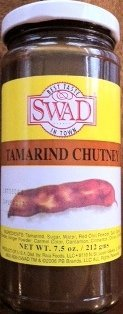 Swad Tamarind Max 73% OFF Chutney 7.74oz sold out -