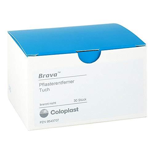 BRAVA Pflasterentferner Tücher 30 St
