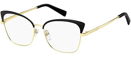 Marc Jacobs MARC 402 807 - Gafas de sol (metal), color dorado y negro