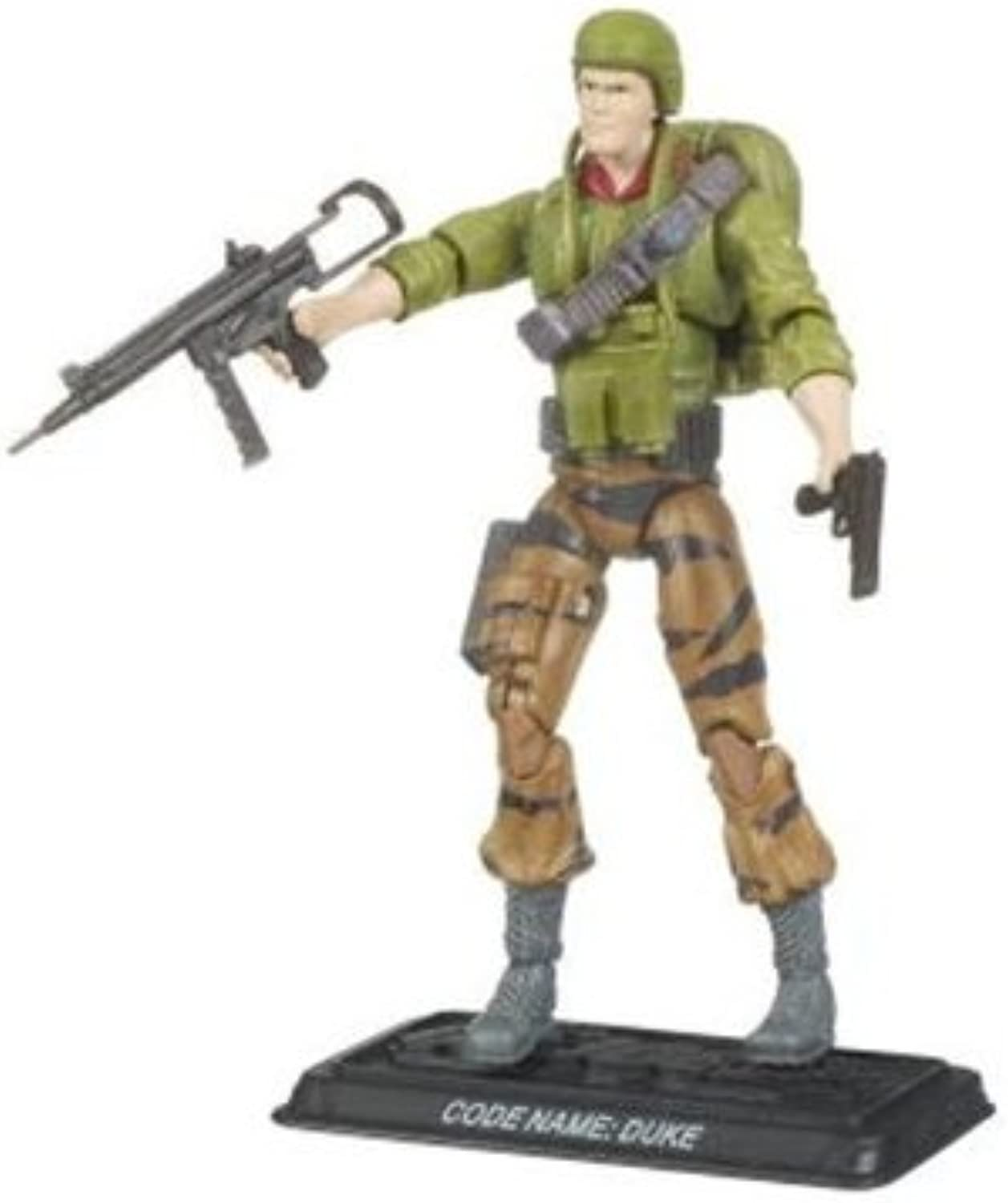 Hasbro G.I. Joe 3 3 4  Wave 10 Action Figure Duke Tiger Force