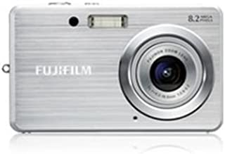 FujiFilm FinePix J10 Digitalkamera (8,2 Megapixel, 3 fach opt. Zoom, 6,4 cm (2,5 Zoll) Display) silber