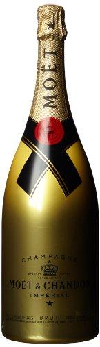 """Moët & Chandon Impérial Magnum """"Goldflasche"""", 1 Flasche (1 x 1.5 l)"""