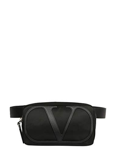 Luxury Fashion | Valentino Garavani Heren TY2B0881MLI0NO Zwart Nylon Heuptas | Lente-zomer 20