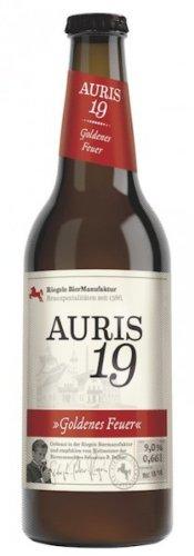 Riegele Auris 19 - Bierspezialität aus Augsburg