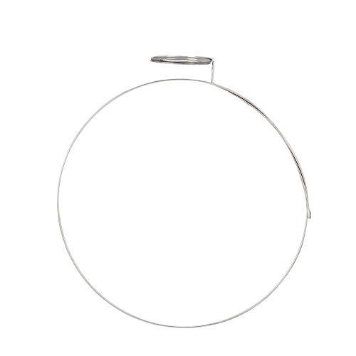 Lupa para reparación de relojes, juego de lentes 5 x 10 x herramienta 10 x lupa con banda para la cabeza para relojeros para trabajadores de reparación de relojes pequeñas piezas para
