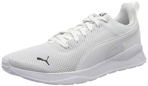 PUMA Unisex Anzarun Lite Sneaker, White White, 44 EU
