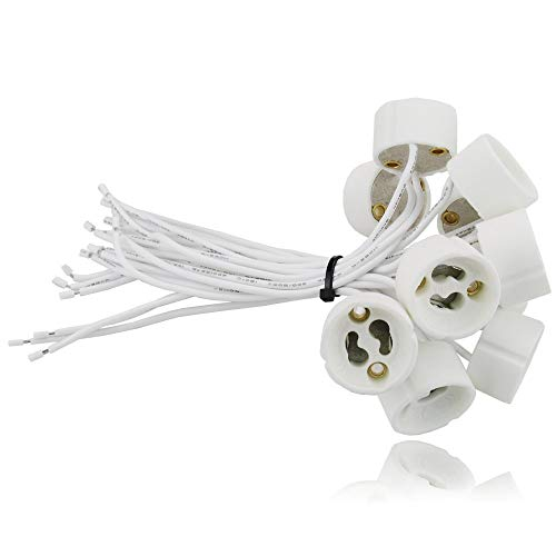 Sweet LED Douille GU10 pour LED et halogène, 20 pièces