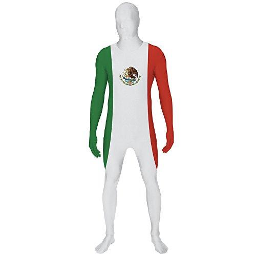 Morphsuits - Disfraz mexicano, talla XL (MFMEX)