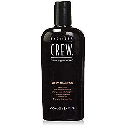 American Crew Champú Cabellos con Canas 250 ml