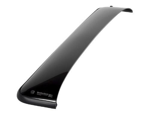 WeatherTech Custom Fit Sunroof Wind Deflectors for Nissan Pathfinder, Dark Smoke