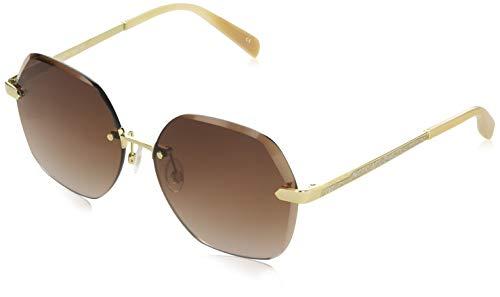 Karen Millen zonnebril dames KM7018 goud, 61/15-140