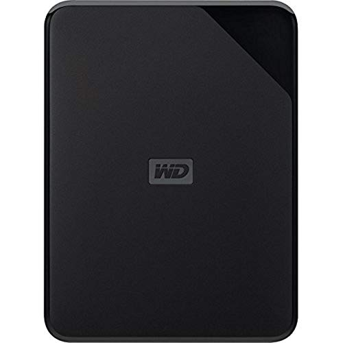 HD. 4TB Western Digital Externo Elements USB 3.0 Portátil