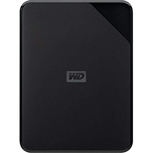 Western Digital WDBJRT0040BBK-WESN Externe Festplatte 4000 GB Schwarz - Externe Festplatten (4000 GB, 3.0 (3.1 Gen 1), Schwarz)
