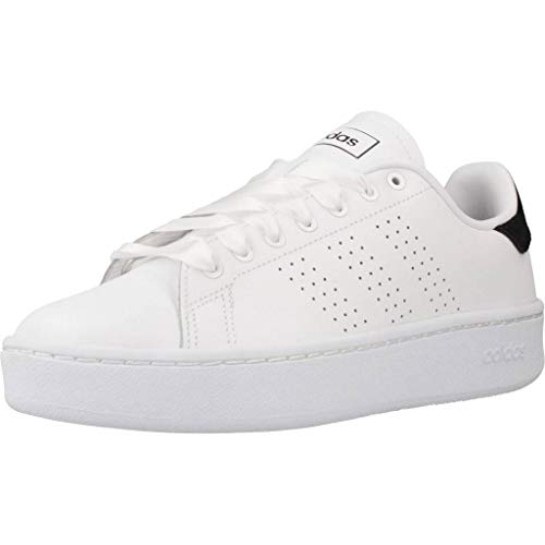 adidas Performance Advantage Bold Sneaker Damen Weiss/schwarz, 7.5 UK - 41 1/3 EU - 9 US