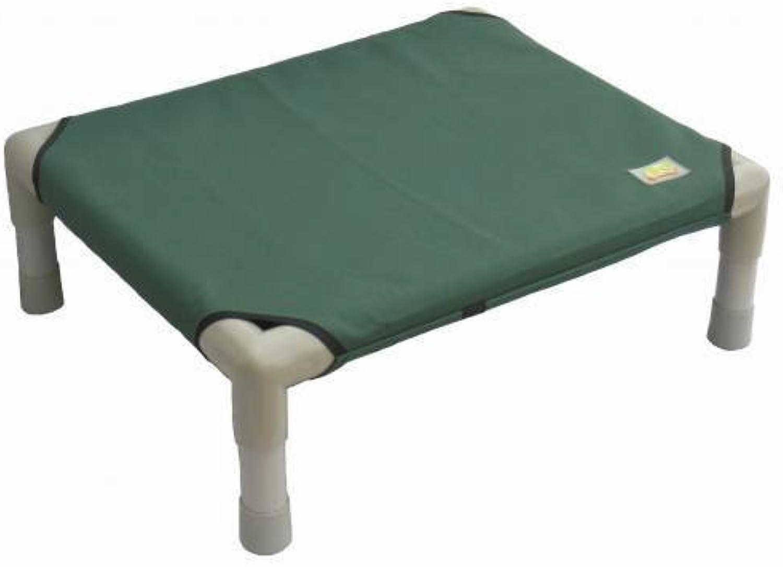 Go Pet Club 55Inch Green Pet Cot Bed
