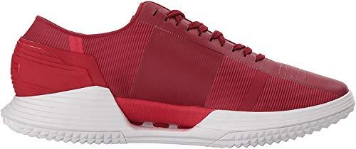 Under Armour Speedform AMP 2.0- Chaussures de sport pour homme, Rouge (Rapture Red (600)/Pierce), 44 EU