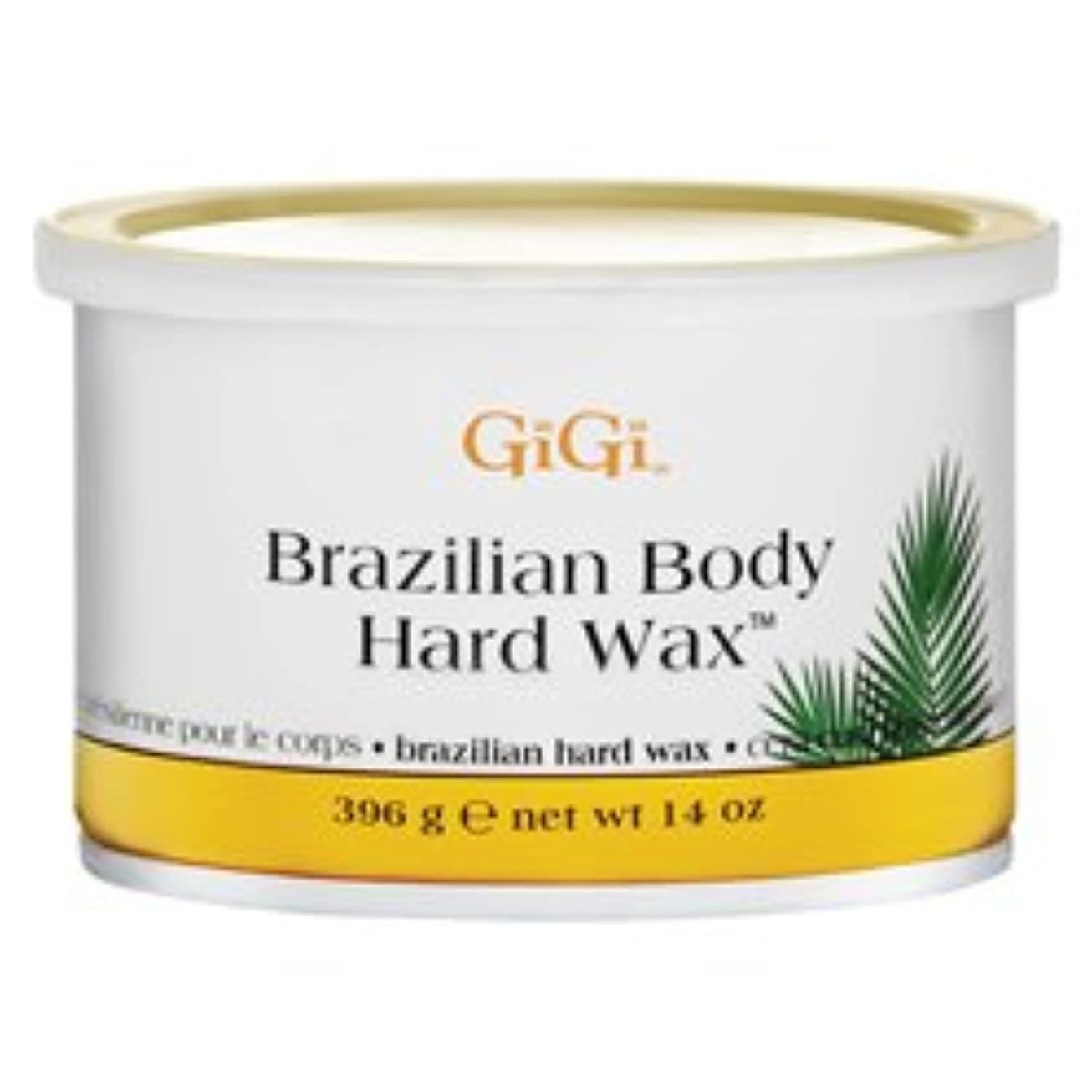 未払い喉頭オーバーランブラジリアンボディハード脱毛ワックス 396g (並行輸入品)