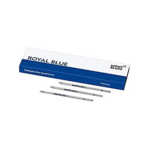 REFILL BP SMALL 3X1 ROYAL BLUE PF marca Montblanc