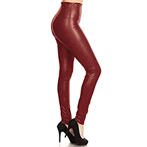 Women's Ultra Soft High Waist Fashion Leggings