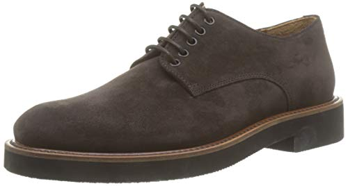 Frau, Zapatos de Cordones Derby para Hombre, Marrón (Pepe Pepe), 40 EU