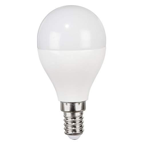 Xavax 00112654 LED, E14, 470Lm Befüllung. Leuchtmittel, rund, 40 W, Tageslicht