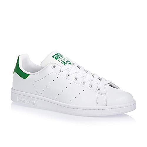 Adidas Sapatilhas Stan Smith Cloud White/Core White/Green 46 - M20324/11